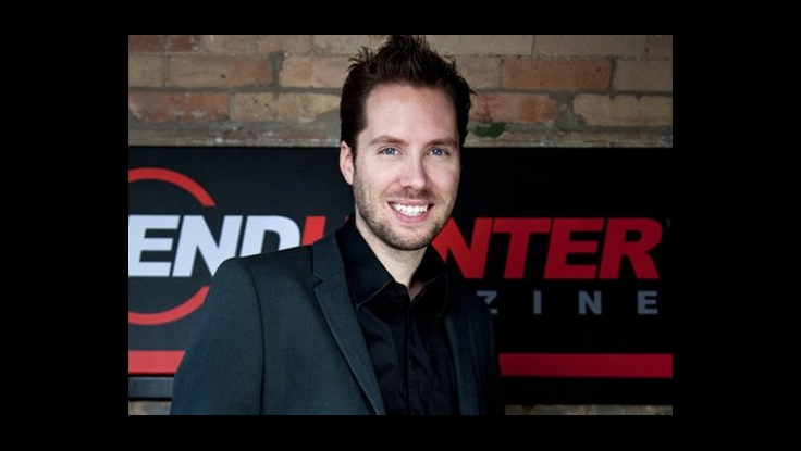 Two Major Business Awards Honor Trendhunter CEO Jeremy Gutsche